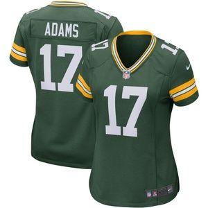 Women's Green Bay Packers Davante Adams Jersey